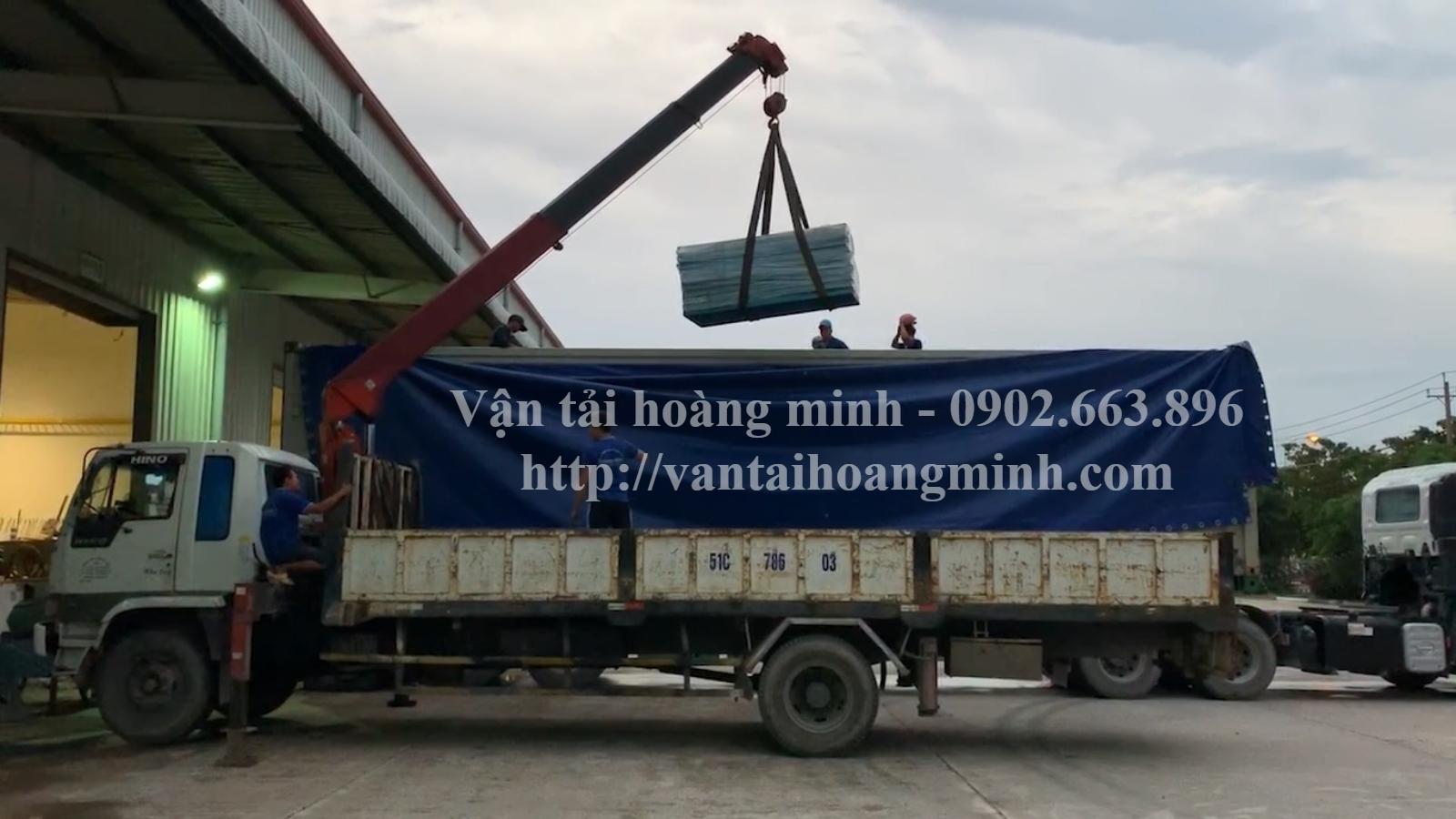 dịch vụ xe cẩu quận 5 của vthm