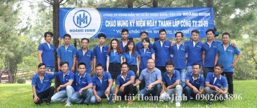 Hệ thống Backlink Social Vận tải Hoàng Minh