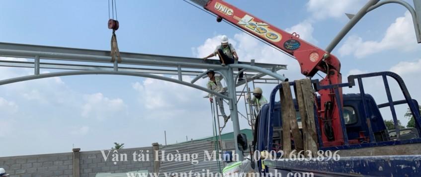 Cho thuê xe cẩu Quận 4 TPHCM | Tiết Kiệm Chi Phí – Thi Công Nhanh Chóng