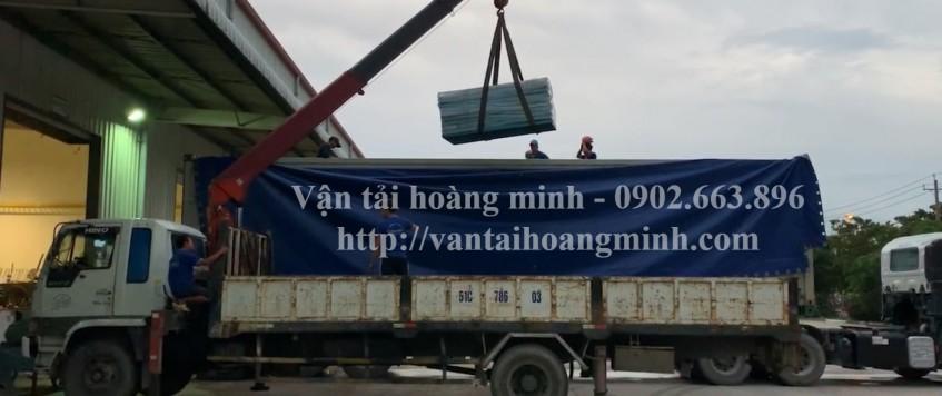 Cho thuê xe cẩu TPHCM – Dịch vụ vận chuyển hàng hóa 24h