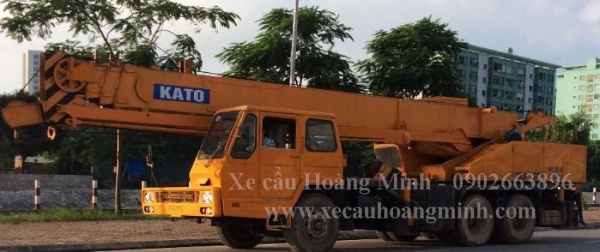 Cho thuê xe cẩu tải Long Khánh