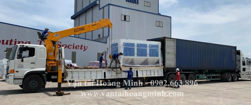 Vận chuyển hàng bằng xe cẩu – chuyển hàng chuyên nghiệp